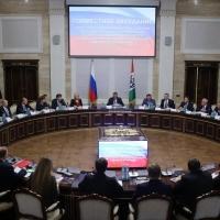 Бурков поделился с коллегами способами решения проблем обманутых дольщиков