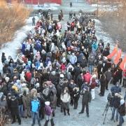 В субботу омские дольщики и коммунисты выйдут протестовать