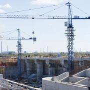 Омский гидроузел запустят в начале ноября