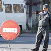 В Омске на пять дней перекроют центральные улицы