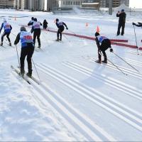 В Крутой Горке лыжники поборются за Кубок мэра Омска