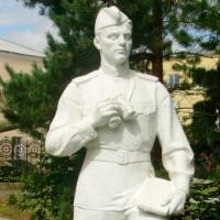 Омск - мирный город воинской славы