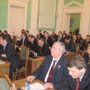 Омских депутатов запретили отзывать