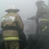 Соцсети: Жертвой пожара в омском СНТ «Птицевод-3» стал ребенок