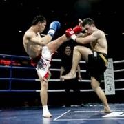 Омские чемпионы по тайскому боксу