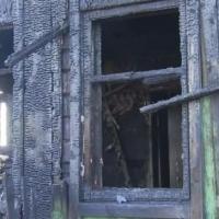 Тела сгоревших в Седельниково детей до сих пор не смогли опознать