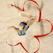Омские КТОСы и семейные команды впервые соревновались в гимнастике