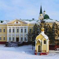 Омский кадетский корпус просит передать в собственность сквер на Короленко