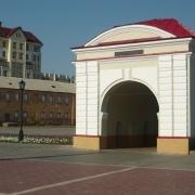 В Омске реконструируют крепость
