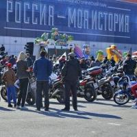 Омские байкеры открыли сезон скромно