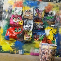 Омские художники представят свои картины чешской публике