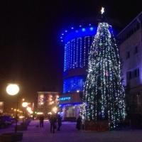 В следующий Новый год Омск украсят, как в Москве и Питере