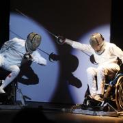 Омские фехтовальщики-паралимпийцы завоевали семь золотых медалей
