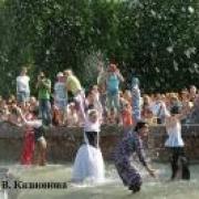 «Мафиози» устроили свадьбу в центре Омска