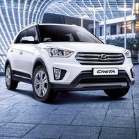 В Санкт-Петербурге стартовала сборка Hyundai Creta в тестовом режиме