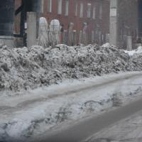 Перед весенним паводком ужесточился контроль за вывозом снега