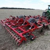 Почвообрабатывающие машины для посевных полей