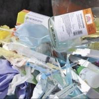 В Омске зафиксировано нарушение утилизации опасных медицинских отходов