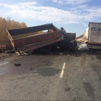 В ДТП на трассе Омск-Новосибирск появились новые подробности