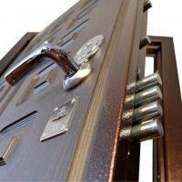 Входные металлические двери Гранит