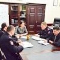 Фадина пообщалась с полицией Омска