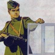 УФАС убрало образ солдата из  рекламы пластиковых окон
