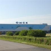 В Омском аэропорту начато строительство новых рулежных дорожек и мест стоянок воздушных судов