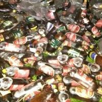 В Омске нашли более 100 просроченных бутылок пива