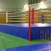 К лету в омском учебном центре ВДВ откроется спортивный модуль для боксеров