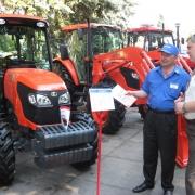 """60 машиностроителей прибудут на """"АгроОмск-2012"""""""