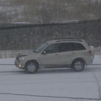 Омская Госавтоинспекция напоминает о плохих погодных условиях