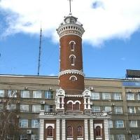 Омская пожарная каланча отметит 100-летие