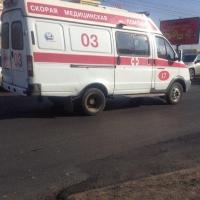 На пешеходном переходе 9-летний мальчик попал под автобус
