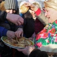 В Омске на масленичных гуляниях пустят байгу