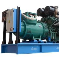 Дизельные генераторы для автономного электроснабжения.