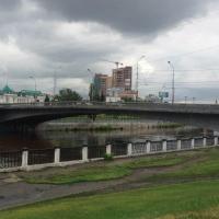 Во время ЧМ по футболу FIFA-2018 откроют Юбилейный мост в Омске