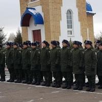 97 омичей отправились в армию