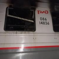В составе поезда «Томск – Анапа» на ходу загорелся омский вагон