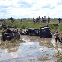 В Омской области прошли «Битвы под Марьяновкой»