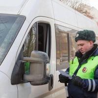 Полицейские проверят омские маршрутки