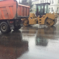 Дороги в Омске начнут ремонтировать в мае