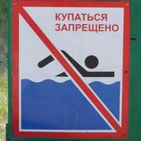 За купание в неположенных местах на омских водоемах планируется увеличить штраф