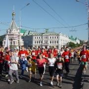 Организаторы Сибирского марафона хотят установить нормы температуры для международных забегов