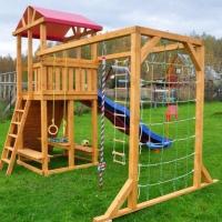Детские площадки – залог здорового роста и развития