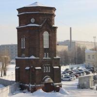 Водонапорную башню «Омсктрансмаша» признали памятником культуры