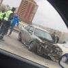 За три часа в Омске произошло 22 аварии