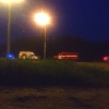 В ночном ДТП в Омске пострадали водитель и пассажир иномарки