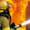 Пожарные спасли из горящей девятиэтажки пять человек