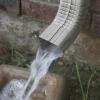 Как отвести дождевую воду с участка?