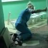 «Пьяная медсестра» омского травмпункта прокомментировала свое состояние